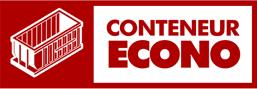 Location de conteneurs, Groupe Écono Laurentides