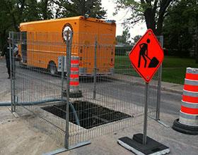Genie-civil-Raccordement-conduite-daqueduc-Excavation-Groupe-Econo